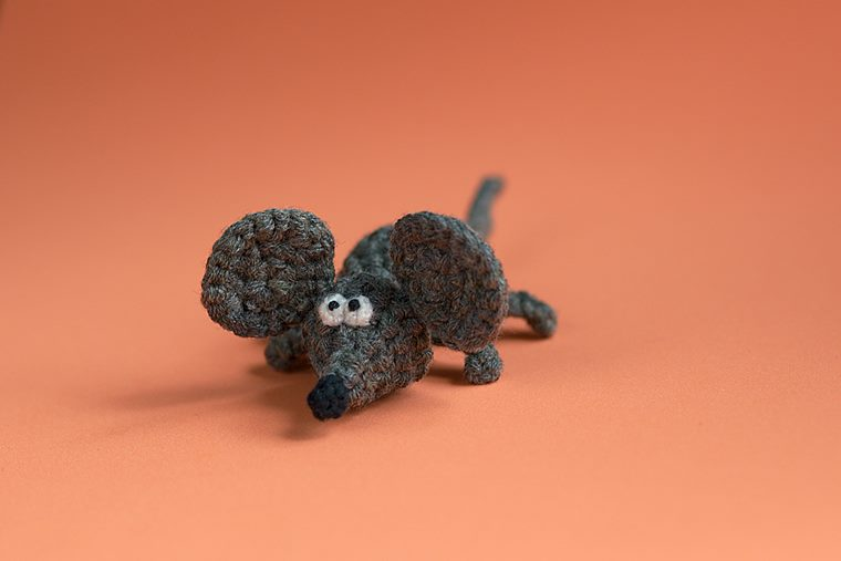 mouse (crochet)